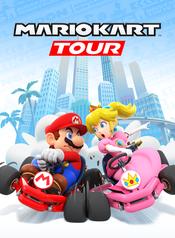 Jaquette Mario Kart Tour