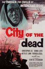 Affiche La cité des morts