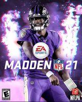 Jaquette Madden NFL 21