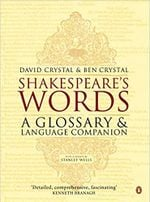 Couverture Shakespeare's Words