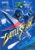 Jaquette Battle Shark