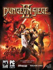 Jaquette Dungeon Siege II