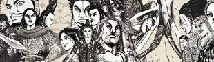 Cover Séries de mangas commencées, pas encore terminées