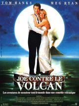 Affiche Joe contre le volcan