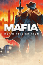 Jaquette Mafia : Definitive Edition