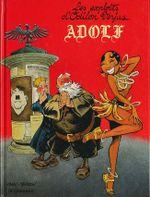 Couverture Adolf - Les Exploits d'Odilon Verjus, tome 4