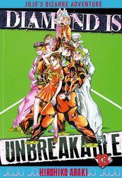 Couverture Diamond is Unbreakable, Vol.13 - Jojo's Bizarre Adventure (Saison 4), tome 41