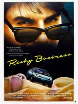 Affiche Risky Business