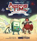 Affiche Adventure Time : Distant Lands
