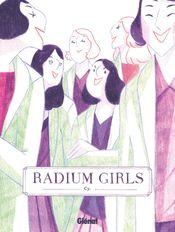 Couverture Radium Girls