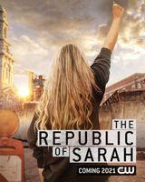 Affiche The Republic Of Sarah