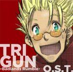 Pochette TRIGUN -Badlands Rumble- (OST)