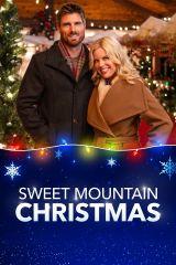 Affiche Noël dans mes montagnes
