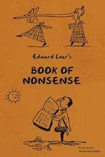 Couverture A book of nonsense