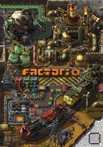 Jaquette Factorio