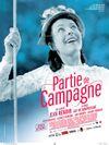 Affiche Partie de campagne