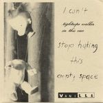 Pochette I Can't Stop Hating This Empty Space (EP)