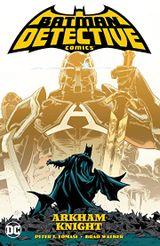 Couverture Batman: Detective Comics (2016-) Vol. 2: Arkham Knight