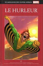 Couverture Le Hurleur - Le Meilleur des super-héros Marvel, tome 108