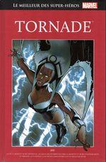 Couverture Tornade - Le Meilleur des super-héros Marvel, tome 109