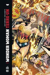 Couverture Wonder Woman : Terre Un, tome 2