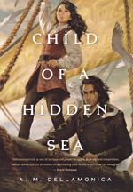 Couverture Child of a Hidden Sea