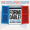Pochette Formidable! 40 Franse Chansons van Stromae tot Aznavour