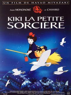 Affiche Kiki la petite sorcière