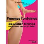 Couverture Femmes fontaines éjaculation féminine