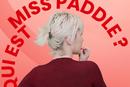 Affiche Qui est Miss Paddle ?