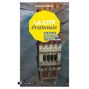 Couverture La Cité évanouie