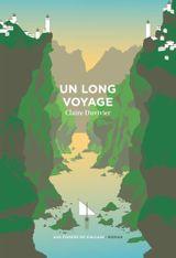 Couverture Un long voyage