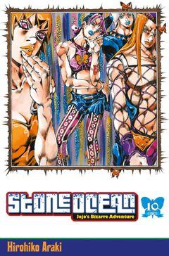 Couverture Stone Ocean, Vol.10 - Jojo's Bizarre Adventure (Saison 6), tome 73