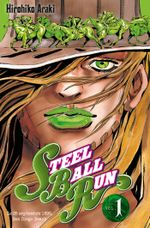 Couverture Steel Ball Run - Jojo's Bizarre Adventure, saga 7