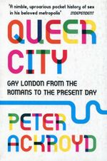 Couverture Queer City