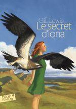 Couverture Le secret d'Iona