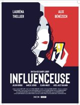Affiche Influenceuse