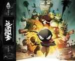 Couverture The art of Mutafukaz the movie