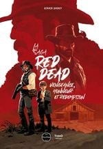 Couverture La Saga Red Dead