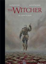Couverture The Witcher, l'univers du sorceleur
