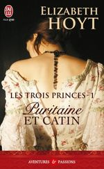 Couverture Puritaine et catin