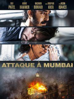 Affiche Attaque à Mumbai