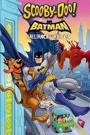 Affiche Scooby-Doo et Batman : L'Alliance des héros