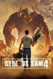 Jaquette Serious Sam 4