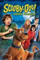 Affiche Scooby-Doo : Le mystère commence
