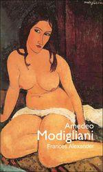 Couverture Amedeo Modigliani