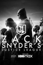 Affiche Zack Snyder's Justice League