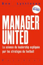 Couverture Manager United