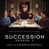 Pochette Succession: Season 2 (HBO Original Series Soundtrack) (OST)