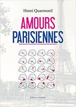 Couverture Amours parisiennes
